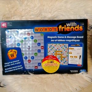 💥3/$20💥 Brand New Words With Friends Game Board